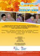 Plakat Troskliwa Opieka - Szczęśliwy Senior A1